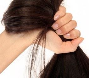 Detener la caída del cabello Naturalmente