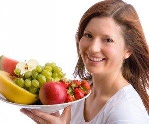 Frutas y Veduras para nuestra salud