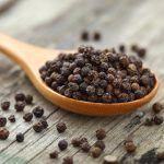 Pimienta Negra: beneficios para adelgazar. Especias diuréticas